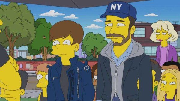 Justin Bieber Simpsons Gastrolle