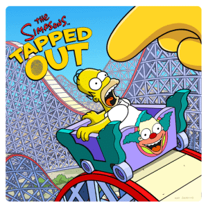 The Simpsons Tapped Out Krustyland Update 4.40