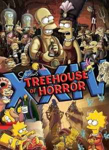 Treehouse of Horror XXIV
