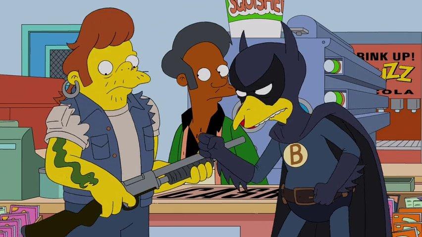 Burns Begins Erstaustrahlung 24 Staffel Simpsons