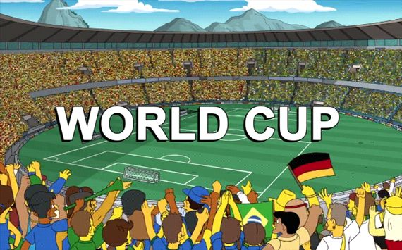 Simpsons: Deutschland wird Weltmeister