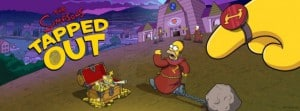 Simpsons Tapped OUT - Springfield