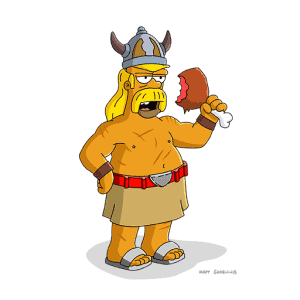 The Simpsons: Tapped Out - Clash of Clans Update