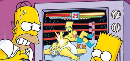Bart Simpson Comic 84