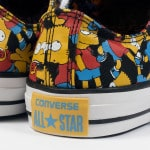 The Simpsons x Converse Fall/Winter 2014 Collection