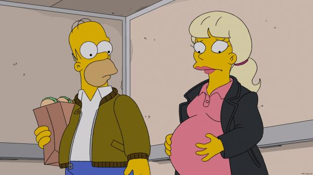 25. Staffel - Homer Junior