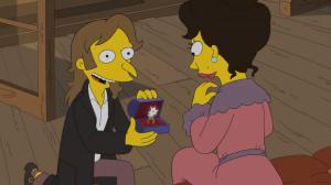 Nach der Beerdigung von Chip Davis beginnen die Einwohner von Springfield, über ihr Leben nachzudenken. Mr. Burns bedauert es, dass er seine Jugendliebe Lilah nie für sich gewinnen konnte. Marge glaubt, dass sie Fehler in der Schwangerschaft begangen hat, die Bart zu einem Flegel gemacht haben. Homer bereut, seine Apple-Aktien verkauft und stattdessen sein Geld in eine Bowlingkugel investiert zu haben. Und Kent Brockman ist betrübt, beim Lokalsender geblieben zu sein.
