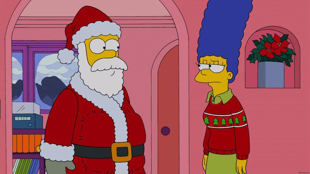 Springfield ist dieses Jahr der einzige Ort, an dem es weiße Weihnachten gibt! Deshalb stürmen die Touristen nach Springfiled und Marge eröffnet somit kurzerhand ein Bed-and-Breakfast in ihrem Haus.