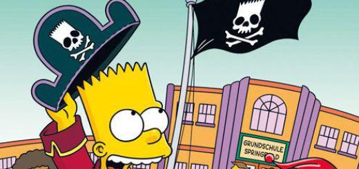 Comic: Bart Simpson 85