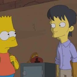 Bart lernt in der Schule einen Jungen namens Diggs kennen. Diggs ist ein wenig seltsam und hat ein außergewöhnliches Hobby, die Falknerei. Bart ist im Gegensatz zu seinen Mitschülern fasziniert von ihm und heftet sich an seine Fersen. Irgendwann glaubt Diggs, fliegen zu können und springt von einem Baum. Das hat verheerende Folgen: Er überlebt z...