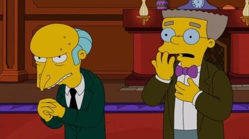 Als Weihnachtsgeschenk bekommen Homer und seine Kollegen im Kernkraftwerk eine hypermoderne Datenbrille. Natürlich hat Mr. Burns das Geschenk nicht ohne Hintergedanken ausgewählt. Über die Kamera in der Brille kann er seinen Angestellten nachspionieren. Als Homer Marge die Brille ausleiht, entdeckt er, dass Marge jeden Mittwoch zum Psychiater geht. Daraufhin quält Homer eine dringende Frage: Ist die Ehe mit ihm wirklich nur mit professioneller Hilfe zu ertragen?