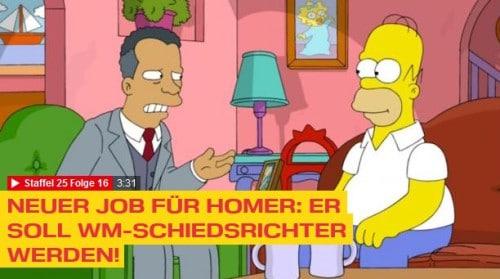 Preview Trailer zur Folge - Simpsons - 25. Staffel