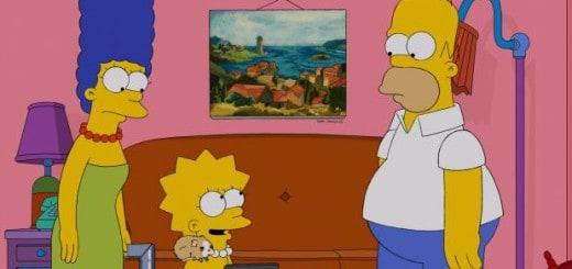 Endlich geht Lisas Herzenswunsch in Erfüllung und sie bekommt ein Meerschweinchen. Sehr zum Ärger von Homer und Marge zerstört das Nagetier das Schiffsgemälde über dem Sofa. Bei einem Garagenflohmarkt der Van Houtens kaufen sie daraufhin ein altes Gemälde für 20 Dollar. Bald stellt sich heraus, dass es sich offensichtlich um das Werk eines nicht...