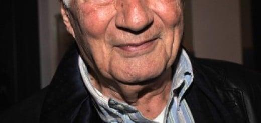 """ARCHIV - Der Schauspieler Norbert Gastell, aufgenommen am 10.03.2010 in München. Foto: Ursula Düren/dpa (zu dpa """"Homer Simpsons Stimme: Synchronsprecher Norbert Gastell gestorben"""" vom 18.11.2015) +++(c) dpa - Bildfunk+++"""