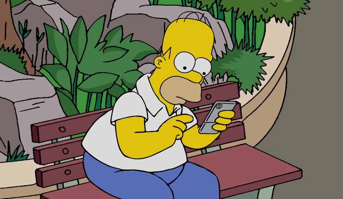 Pokémon Go is not only taking over the world but THE SIMPSONS as well. Even Homer has Pokémon Go fever!