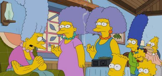 Grauer Dunst - 3. Folge der 27. Staffel der Simpsons - Erstausstrahlung Pro Sieben