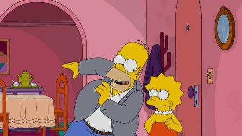 Homer verliert bei einem Pokerabend 5.000 Dollar an die Mitspielerin und alte Broadway-Größe Laney Fontaine. Um sie von seiner Armut zu überzeugen, lädt Homer Laney zum Abendessen ein. Als sie Lisas Saxophonkünste kennenlernt, ist sie so begeistert, dass sie Homer die Schulden erlassen will - wenn Lisa mit ihr auf Tour geht.