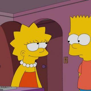 Wege zum Ruhm - Folge 6 der 27. Staffel der Simpsons
