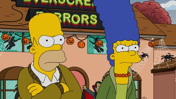 Halloween of Horror - Die Simpsons - 27. Staffel