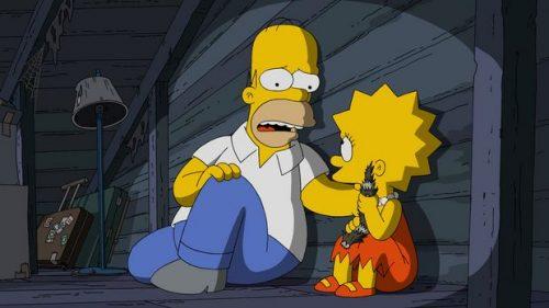 Halloween of Horror - Die Simpsons - 27. Staffel