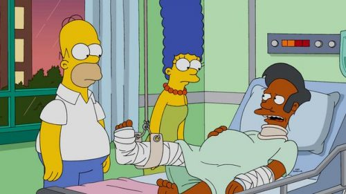 Apucalypse Now - 27. Staffel der Simpsons