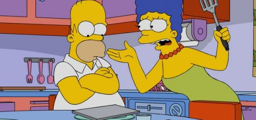 Die Frau im Schrank - 27. Staffel der Simpsons Folge