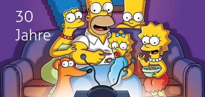 30 Jahre Die Simpsons Jubliäum