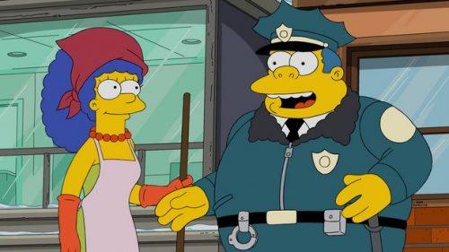 Lisa und das liebe Vieh - 27. Staffel der Simpsons