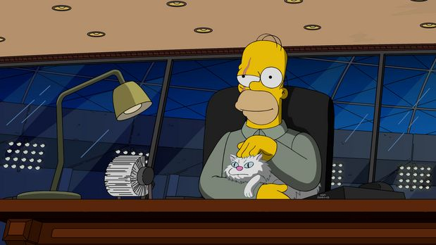 Trocken, tot und tödlich - Die 600 Simpsons Folge - Staffel 28