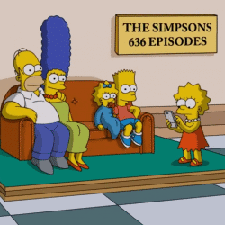 636 Simpsons Folgen - 29. Staffel The Simpsons - Rekord