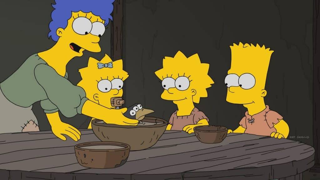Die Skalvons - 29. Staffel der Simpsons