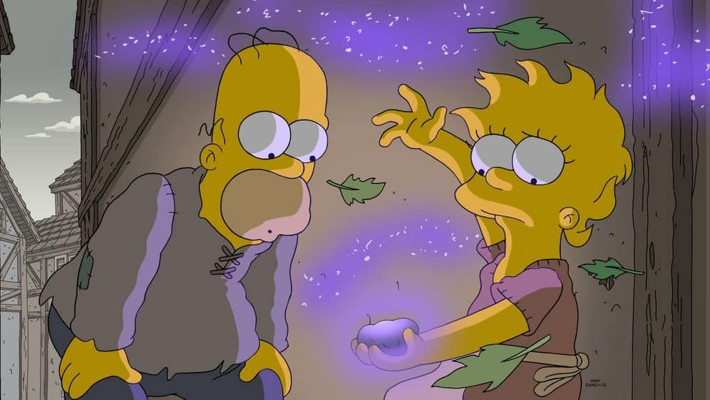 Die Skalvons - 29. Staffel der Simpsons