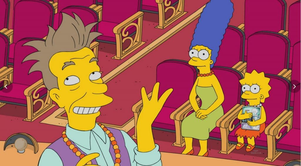 Sad Girl - 29. Staffel - Simpsons