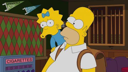 Talent mit Pfiff (29. Staffel) Die Simpsons