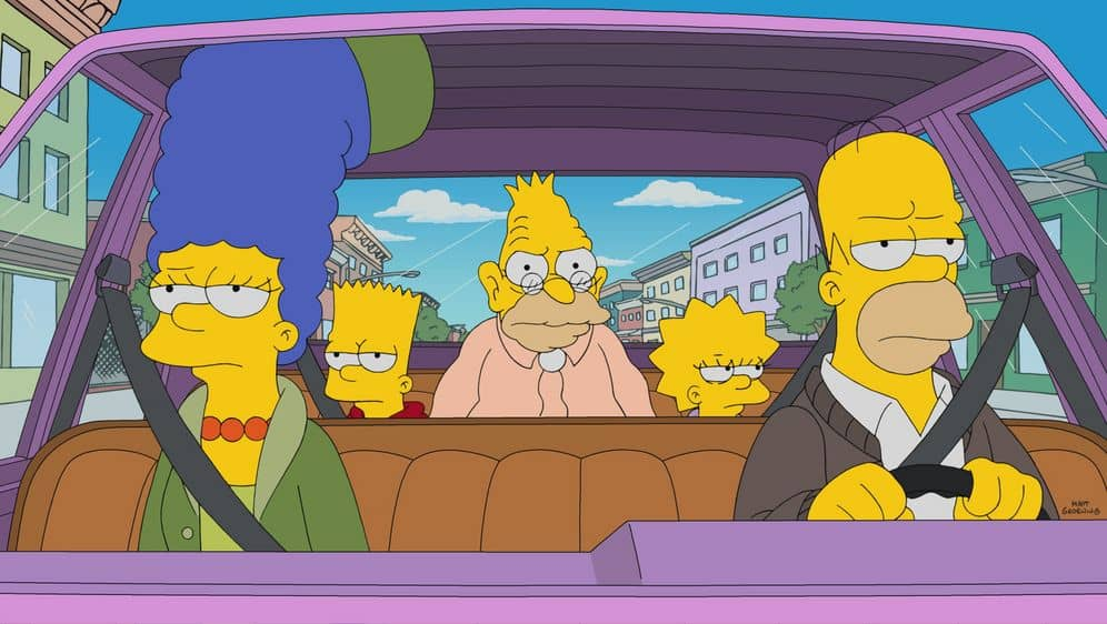 "Grampa ist ganz Ohr (29. Staffel) - Die Simpsons ""THE SIMPSONS"""