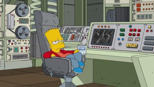 Gone Boy - 29. Staffel - Die Simpsons
