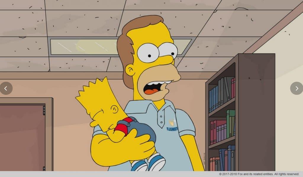 Die Simpsons machen einen Familienausflug und landen zufällig in dem alten Viertel, in dem Homer und Marge gewohnt haben, bevor sie geheiratet und Kinder bekommen haben. Dort treffen sie auf ein junges Hipster-Paar, das in ihrer alten Wohnung wohnt. Schon bald schwelgen Marge und Homer in Erinnerungen an gute alte Zeiten ...