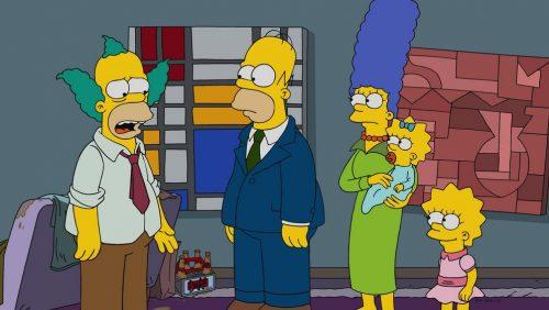 Krusty macht ernst - 29. Staffel - Die Simpsons
