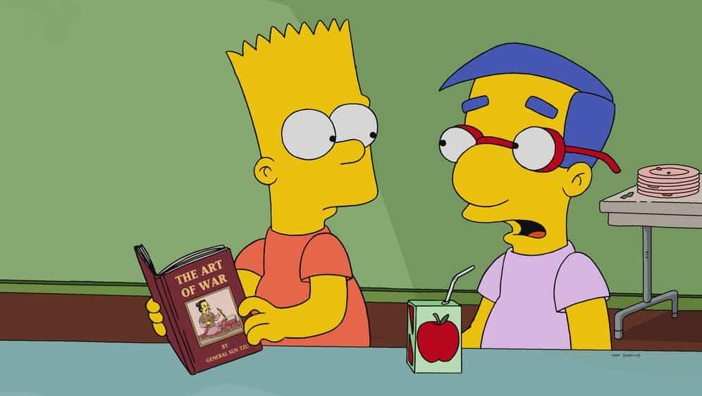 Politisch unkorrekt - 29. Staffel - Die Simpsons