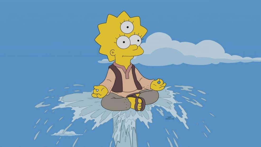 Himmlische Geschichten - 30. Staffel - Die Simpsons