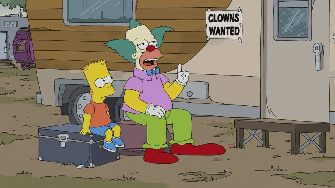 Krusty der Clown (30. Staffel Die Simpsons)