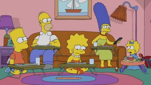 Das Mädchen im Bus (30. Staffel - Die Simpsons)