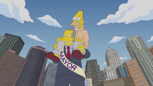 Plastiktraum - 30. Staffel - Die Simpsons